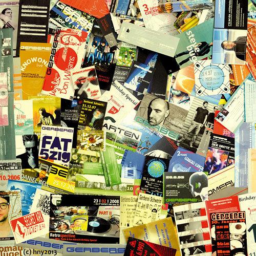 GOLDWiLL glorifies GERBEREi (Archive Vinyl Mixxx c2009)