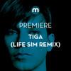 Premiere: Tiga Bugatti (Life Sim Remix)