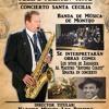 Concierto Homenaje FELIPE MATÍN CRUZ de la Banda de Música de Montijo
