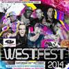 Westfest 2014 Drum Bass - Pleasure WF14