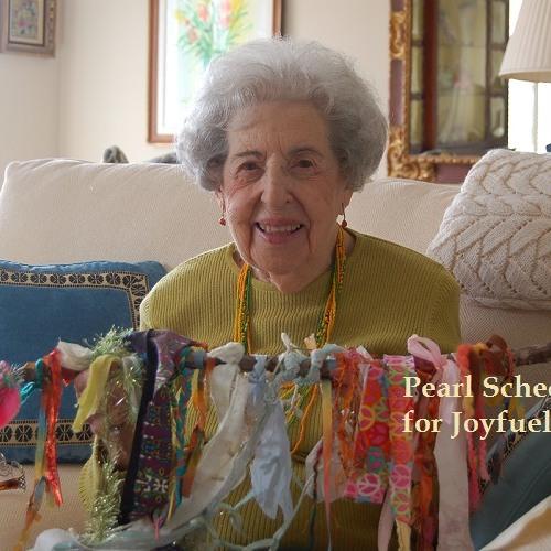 Pearl Schechter on Choosing Joy, Joyfuel interview