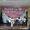 Satu Cinta Sejuta Rasa @muhamkiki As Leadgitar @ramaneee As Bassist @syahdhamm As Cajoners