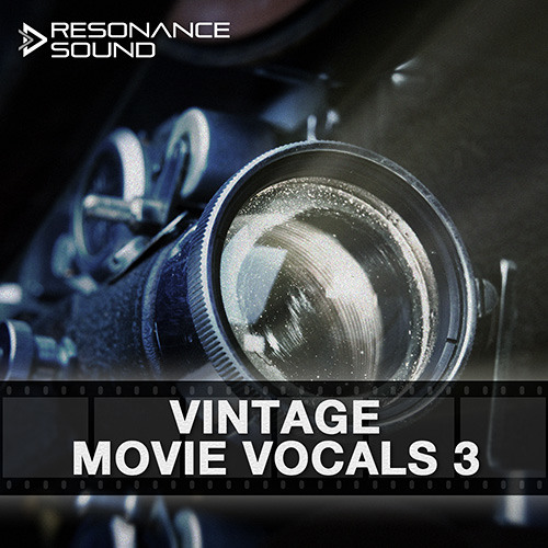 Resonance Sound - Vintage Movie Vocals 3
