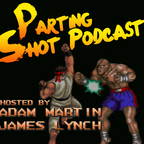 The Parting Shot Podcast – Episode 81: Mitch Clarke, Lex McMahon, Adam Martin