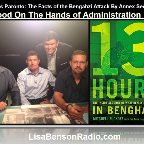 """Kris Paronto, Benghazi Security Detail: """"Stand Down Orders"""" Revealed"""