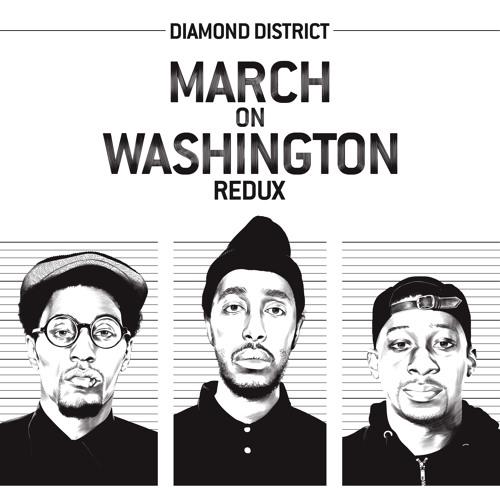 "Diamond District - ""Ain't Over (Black Milk Remix)"""