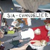Sia - Chandelier (Electric Guitar Cover)