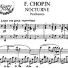 Chopin Nocturne No.20 C Sharp Minor by Ceren Civelek
