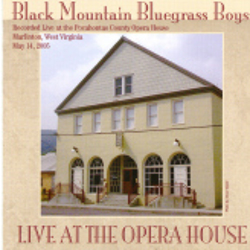 Black Mountain Bluegrass Boys - Dark Holler