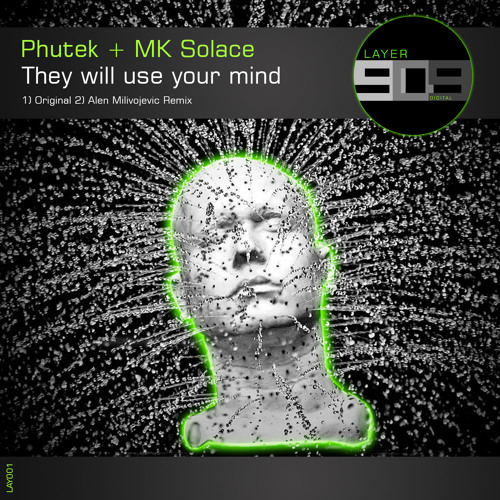 PHUTEK + MK SOLACE - They Will Use Your Mind (OUT NOW TO BUY)