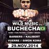 BUCHECHA @ WILD MUSIC 3rd EDITION - 29.11.2014 - ITALY