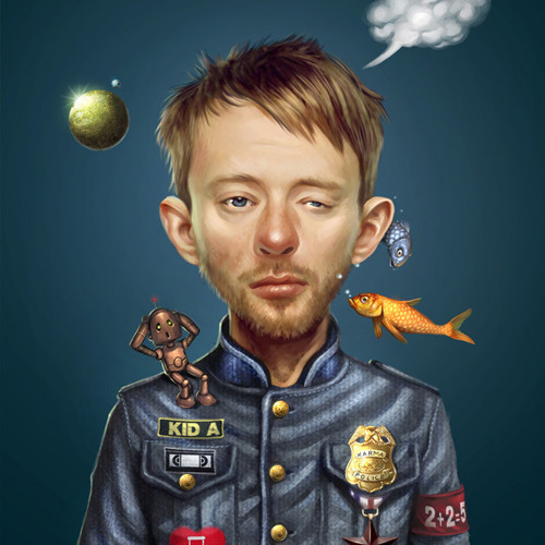 Thom Yorke / Atoms For Peace - Love Will Tear Us Apart (Joy Division)