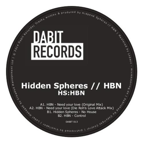 DABIT13 - HIDDEN SPHERES // HBN - HS:HBN