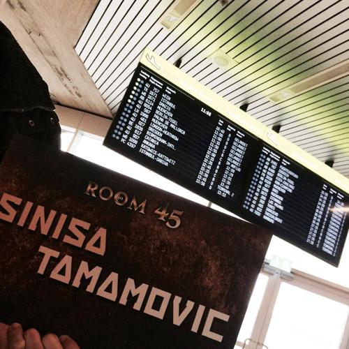 Sinisa Tamamovic - Room 45 - Cologne - Germany - 29.11.2014  DJ Set