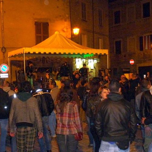 Il re del nulla (live at the music garden)