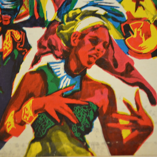 "Lloyd Prince Thomas:  ""Hindu Calypso"""