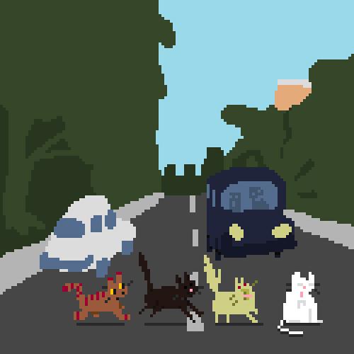 Catty Road Medley