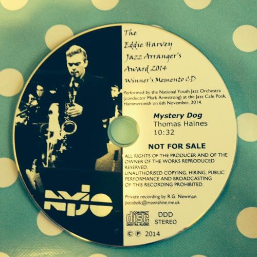 Mystery Dog (Mr E Dog) - National Youth Jazz Orchestra
