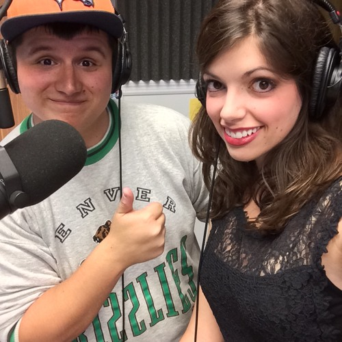 Erica on the Metro Morning Mix Radio Show