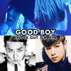 GD x TAEYANG X TOP X MINO - Good boy, Knock out & I'm him (2NE1 - Clap your hands remix)