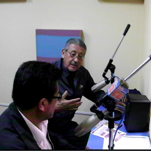 Entrevista a Guillermo Vásquez Cuentas en Radio Victoria5
