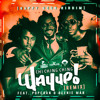 Chi Ching Ching ft Popcaan & Beenie Man - Way Up n Stay Up (Remix) (Happy Hour Ridddim) Dec 2014