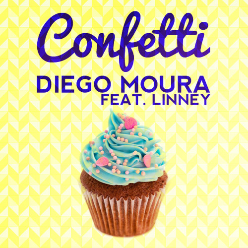 Diego Moura feat. Linney - Confetti (Original Vocal Mix)