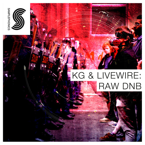 KG & Livewire: Raw DnB Demo