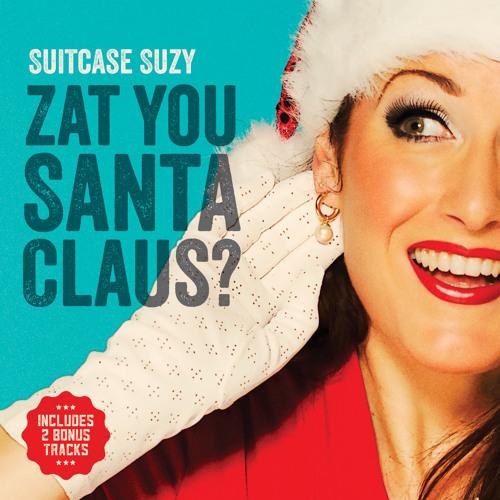 Zat you Santa Claus?