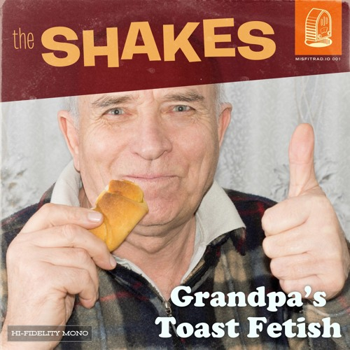 Grandpa's Toast Fetish Cover Art