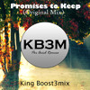 Promises to keep (Original Mix)