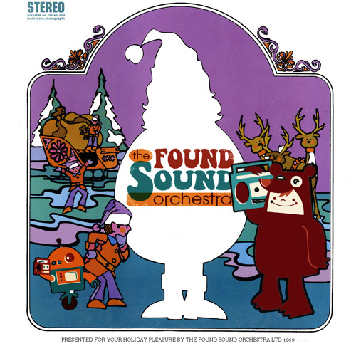 Christmas Midgets - The Found Sound Orchestra