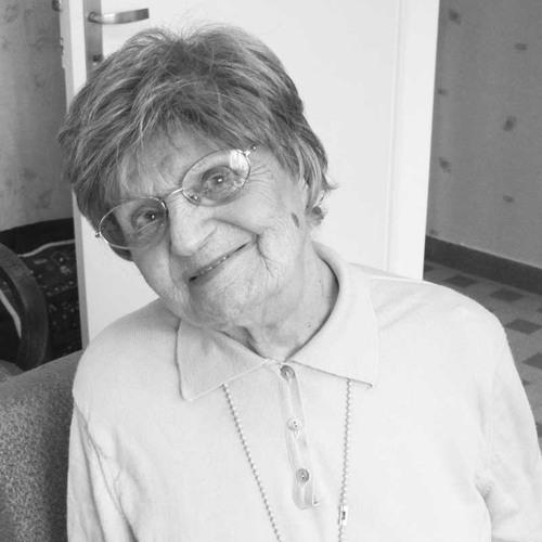 Pauline Frédureux a eu 105 ans le 25 février 2014