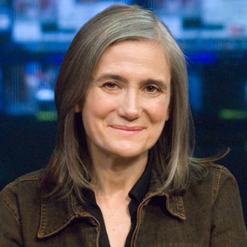 Amy Goodman: Keystone, Climate Change and the Cold