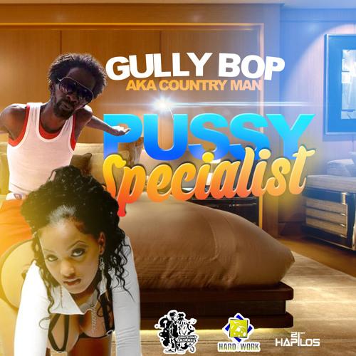 GULLY BOP (AKA COUNTRY MAN) - PUSSY SPECIALIST  - CDS | @REDBOOM26 | 2014 | DANCEHALL | @21STHAPIOS