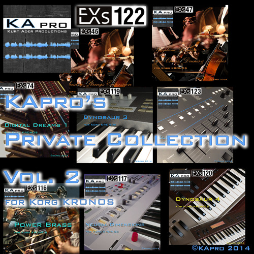 EXs122 KApro's Private Collection Vol. 2