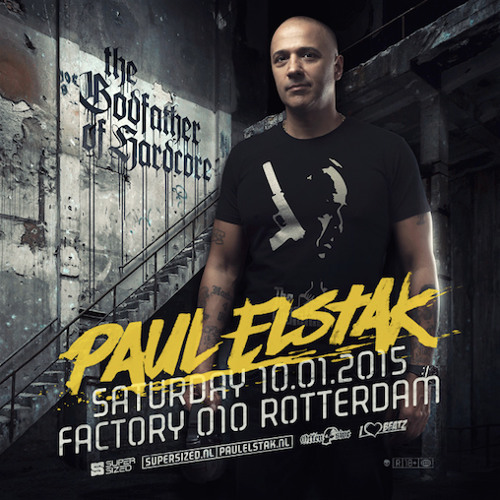 The BeatKrusher Warm - Up Mix For DJ Paul Elstak B - Day