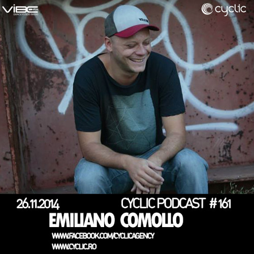 Page 1 | Emiliano Comollo - Cyclic Podcast #161 [#FreeDownload]. Topic published by DjMaverix in Free Productions (Music Floor).