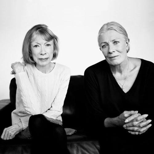 Stream Vanessa Redgrave reads Joan Didion's 'Blue Nights' by brainpicker | Listen online for free on SoundCloud