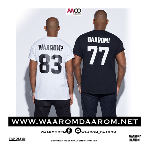 WAAROM?DAAROM! Superior ft Mc Akash - Mixtape Vol. 2