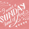 A Sunday Kind Of Love - 4 voices