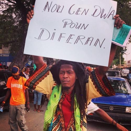 Chronique RFI Les dreads manifestent contre les violences policières