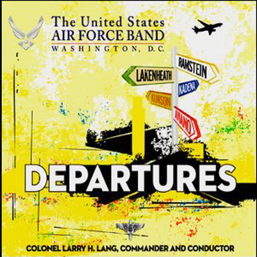 Departures, for Band (2014)