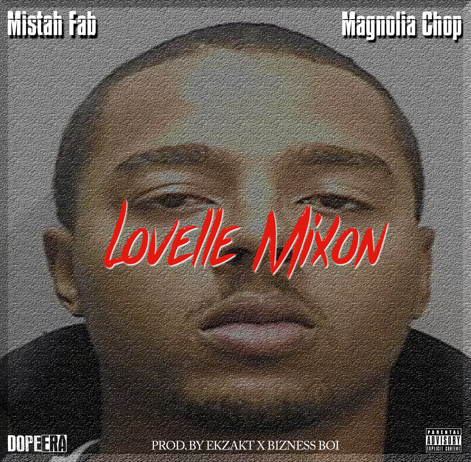 Mistah F.A.B. ft. Magnolia Chop - Lovelle Mixon [Thizzler.com]