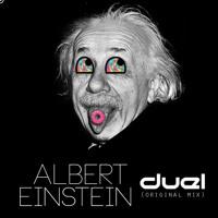 DUEL - ALBERT  EINSTEIN Artwork