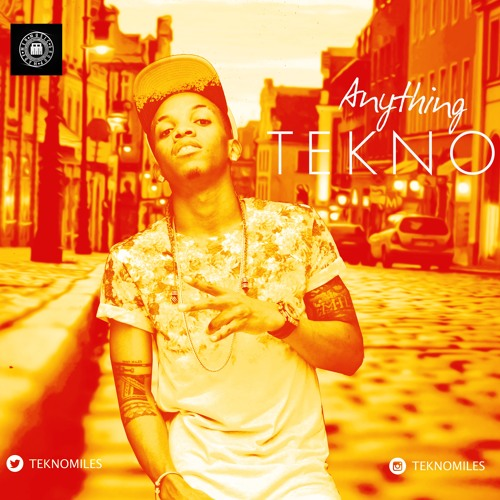 TEKNO - ANYTHING (Official Single)