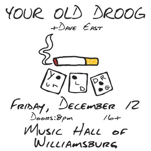 Your Old Droog – Porno For Pyros