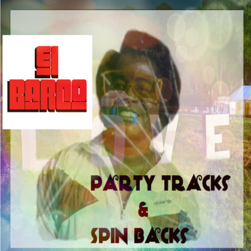 El- Barco -  Party tracks and spin backs -   Mix Live @ Spoken 29/11/14