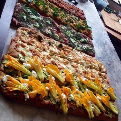 Pizzeria Gabbiano: Seattle's Homage to Roman-Style Pizza
