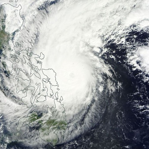 Long Listen: Typhoon Hagupit, Victoria's Secret Angels backstage and smart phone debate